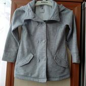 Демисезонная куртка р. 128-134