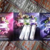 3 пробних крафтових парфуми від ейвон від французьких парфумерів.