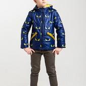 Демисезонная курточка для мальчика отличного качества