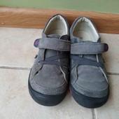 Кожаные туфли в хорошем состоянии, стелька 19 см.
