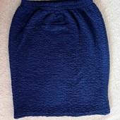 Гарна текстурна юбка р.12.Заміри