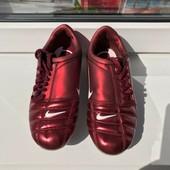 Футбольные бутсы Nike, размер 33, стелька по бирке 20,5 см