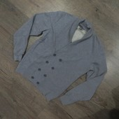 Стильный свитерок-ПОГ-52см. гарн.стан.