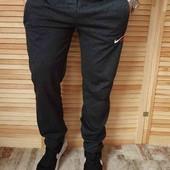 Спортивные штаны без манжета/ см замеры р46,