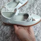 Детские туфли, нюанс, 33-37рр., смотрим наличие