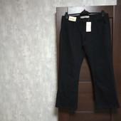 Фирменные новые коттоновые джинсы р.16Р-18.