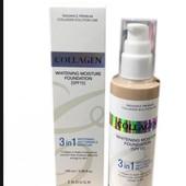 nough Collagen Whitening Moisture Foundation 3 in 1 тональный крем тон№13