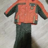 Детский зимний костюм тройка Donilo р 92 1 на выбор