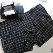 H&m оригинал. Комплект 3 шт, мужские трусы боксеры. Размер C