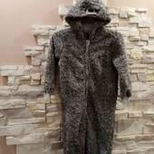 Lupilu меховый слип пижама на 98-104 см