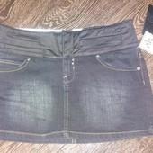 Новая джинсовая юбка mango 36рр
