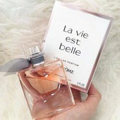 Lancome La Vie Est Belle - аромат наслаждения, гимн элегантности и чувственности.