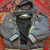 Куртка весна-осень на 3-5 лет. Замеры