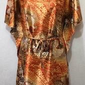 Женские туника-кимоно