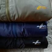 Maui Sport Point Line мужская куртка ветровка с теплой флисовой подкладкой Lidl Хорватия!