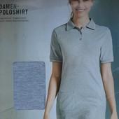 Esmara женская удлиненная футболка поло Германия. Размер на выбор!