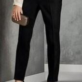 Брюки Esmara premium collection в деловом стиле, тёплые. В составе шерсть.
