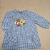 Накидка,платье для творчества 98/104