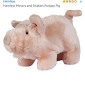 интерактивная Свинка. 2 шт в лоте
