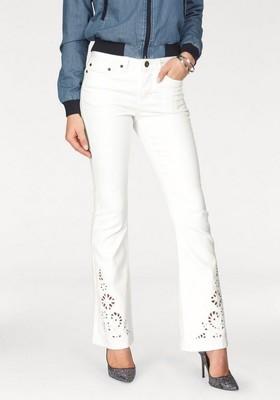 Стильные, фирменные, качественные джинсы с вышивкой. Пр-во Германия. р-р- 42/44. новые. описание