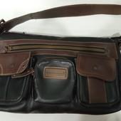 Кожаная мужская сумка Bag street. Качество, стиль, бренд