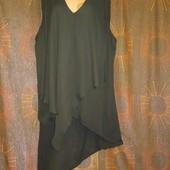 блуза-туника ассиметрия р.20
