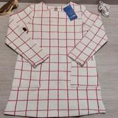 Германия!!! Плотненькое стильное платье для девочки! 86/92!