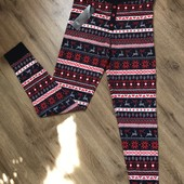 Пижама,штаны для сна F&F 100%котон