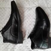 Мужские зимние ботинки, б/у, 43 размер