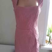 Симпатичное платье с интересной спинкой!