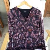 Модная красивая блузочка с завязками