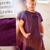 Дуже гарне платтячко. Бренд lupilu Германія. Розмір 98/104.не мнеться