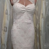 Новое Платье из кружева. Не мій фасон.Проліт!!!