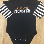 Бодік Cartes ,,мамин маленький монстр,,;) на 12 місяців