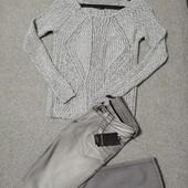 Собираем лоты!! Комплект джинсы +свитерок, размер xs