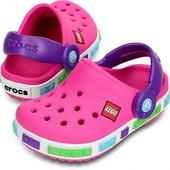 Распродажа, оригинал Crocs,подросток,размер 31-32