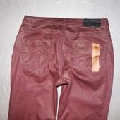 S-М, поб 48-50, узкачи! джинсы скинни с напылением Summum, Нидерланды