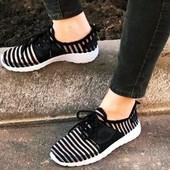 Супер Стильные дышащие кроссовки / макасины- комфорт и качество! 36, 37,38.
