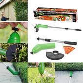 Ручная беспроводная газонокосилка Триммер для травы Zip Trim!!