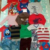 Одежда на мальчика 2-3 года.