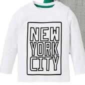 Реглан Lupilu - New York City размер 98/104