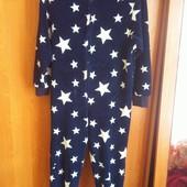 Пижама, человечек, кигуруми, слип, розмір 9-10 лет 134-140 см. Kidz! состояние отличное