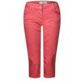 ❤️Cecil Германия!модные джинсовые капри!необычайный цвет,идеальная посадка 100% немецкое качество!XL