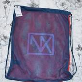 Рюкзак сітка для змінного взуття та одягу Next