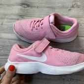 Классные кроссовки Nike оригинал 34 размер стелька 21,5 см