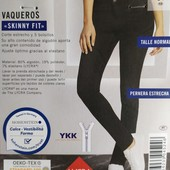 """Отличные джинсы """"skinny fit"""" Esmara Германия размер евро 34"""