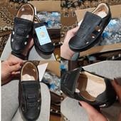 Кожанные сандали-туфельки Тоm.M, размер 27(17,5см), ортопедическая стелька с супинатором
