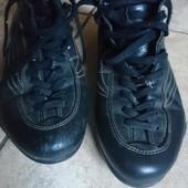 ботинки-кроссовки ессо р 37 стелька 23,5-24см