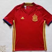 Спортивная футболка Adidas на 11-12лет, рост 146-152
