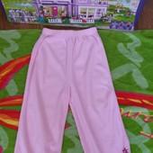 Не пропустите!!!Очаровательные фирменные штанишки Disney на красавицу 4-5 лет